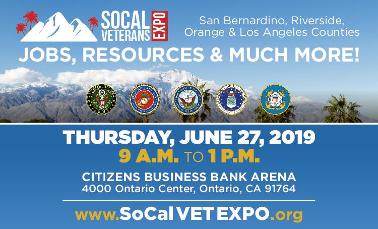 SoCal Veterans Expo - June 27, 2019